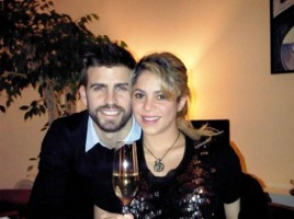 Bebe número 2 para Shakira y Piqué