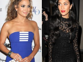 Jennifer Lopez and Nicole Scherzinger Wedding Performance