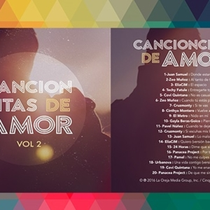 Celebrate this month giving away Cancioncitas de Amor