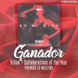 Con 'Ay mi dios', IAmChino ganó un premio Lo Nuestro