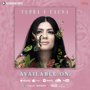 Camila Luna presenta su segundo álbum 'Flora y Fauna'