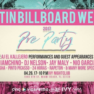 The celebration and awards week, among VidaPrimo, Cinq Music and Billboard