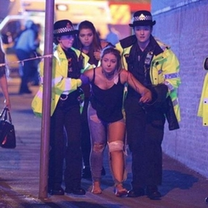 Lamentable losses after an Ariana Grande's concert, in Manchester
