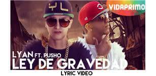 Ley De Gravedad  [Lyric Video] - Lyan