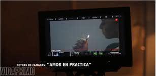 Amor En Practica  [Behind the Scenes] - J Alvarez