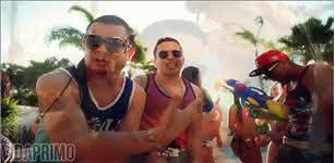 "Chulo Sin H ""The Pool Party"" - Jowell y Randy"