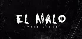 El Malo  [Lyric Video] - Fuego