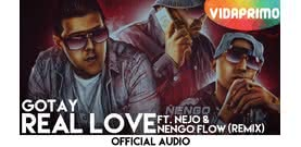 Real Love   (Remix) [Official Audio] - Gotay El Autentiko