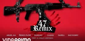 47 (Remix) [Official Audio] - Anuel AA