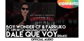 Boy Wonder CF on VidaPrimo.com
