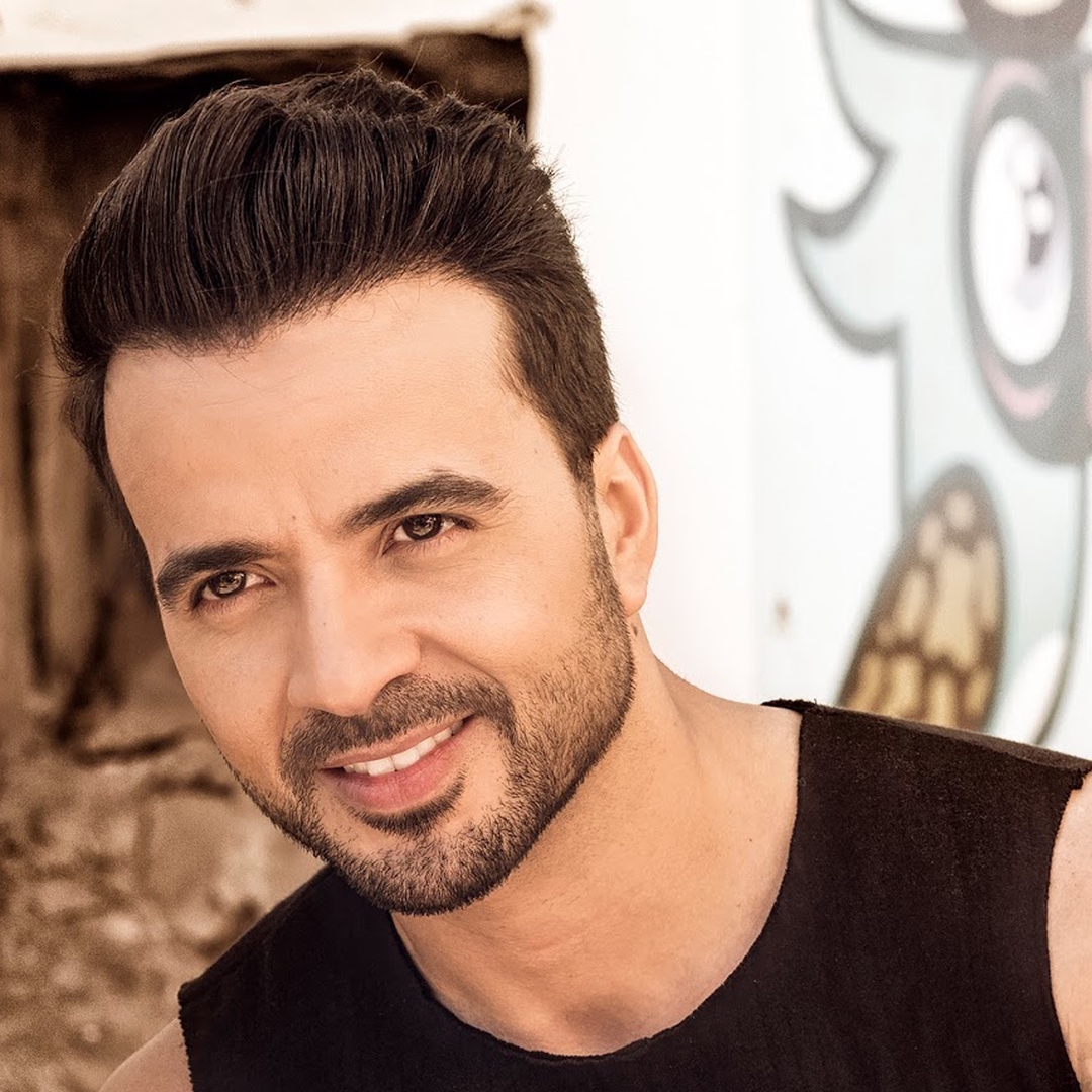 Luis Fonsi on vidaprimo.com