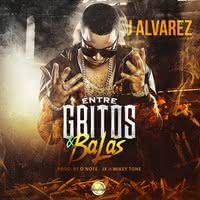 Album Image: Entre Gritos Y Balas (Single)