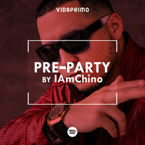 How's the perfect pre-party for IAmChino?