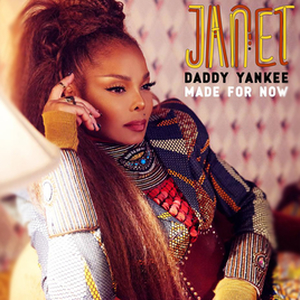 Cinq Music alista 'Made For Now' el nuevo sencillo entre Janet Jackson y Daddy Yankee