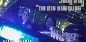 No Me Busques (Lyrics) [Official Video] - Jory Boy