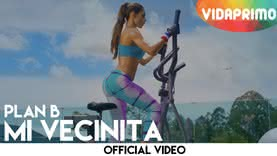 Mi Vecinita  (Lyrics) [Official Video]