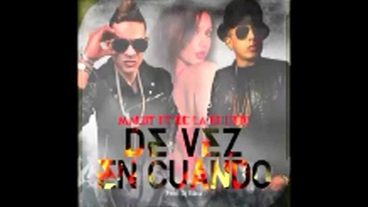De vez en cuando Maldy  [Official Audio] - Plan B