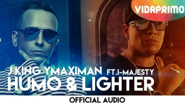 Humo & Lighter  [Official Audio] - J King y Maximan