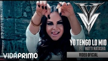 Yo Tengo Lo Mio [Official Video] - Messiah