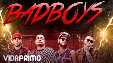 Bad Boys [Official Audio] - Jowell y Randy