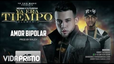 Amor Bipolar [Official Audio] - Messiah