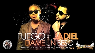 Dame un Beso [Official Audio] - Fuego