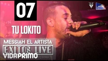 Tu Lokito (Exitos Live) [Official Audio] - Messiah