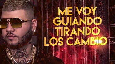 No Le Dices Na (Remix) [Lyric Video] - Darell