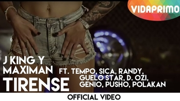 Tirense  [Official Video] - J King y Maximan