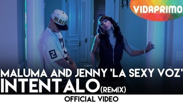 Maluma   (Remix) [Official Video] - Jenny La Sexy Voz