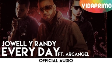 Every Day  [Official Audio] - Jowell y Randy
