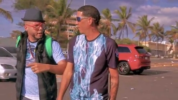 Ando   (Remix) [Official Video] - Jowell y Randy
