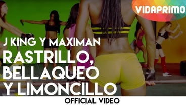 Rastrillo  [Official Video] - J King y Maximan