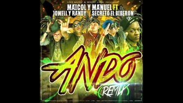 Ando   (Remix) [Official Audio] - Jowell y Randy